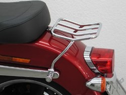 Bild von Rearrack / H.D. Dyna Switchback / chrom